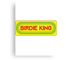 Arcade Classic - Birdie King Canvas Print