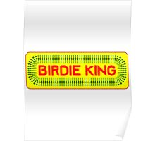 Arcade Classic - Birdie King Poster