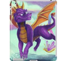 Spyro the Dragon  iPad Case/Skin