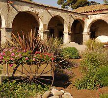 Mission Garden by Beto Gutierrez