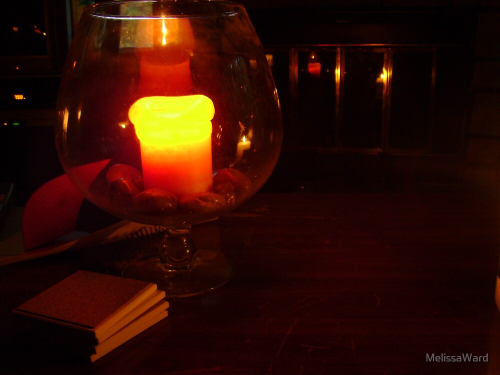 Candlelight by MelissaWard