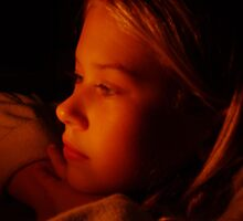 Zoey by candlelight by MelissaWard