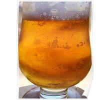 Amstel Greek Beer Poster