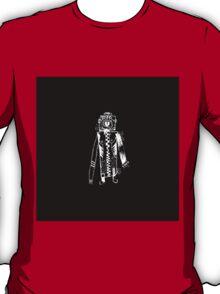 black & white Nº 6 T-Shirt