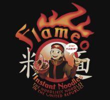 Flameo Instant Noodles! Kids Clothes
