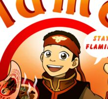 Flameo Instant Noodles! Sticker