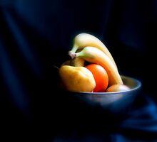 Bowl Of Fruit by trueblvr