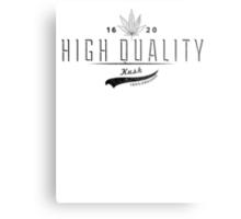 High Quality Kush Metal Print