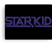 Hand Drawn Starkid Logo Canvas Print