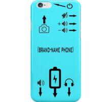 Brand-Name Phone Phone Cover. iPhones 5 to 5c Optimised. iPhone Case/Skin