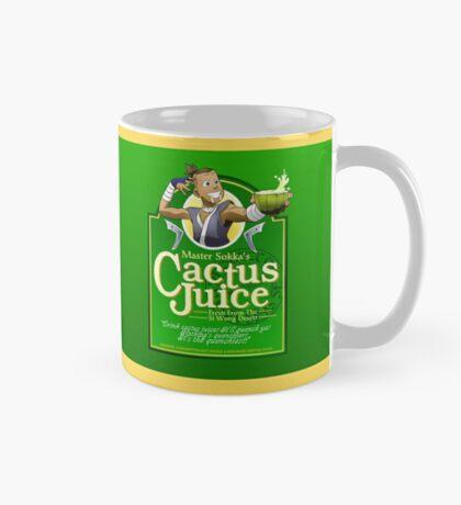 Master Sokka's Cactus Juice Mug