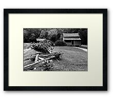 Dan Lawson Place V Framed Print