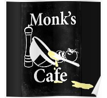 Monk's Cafe Poster