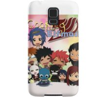 Cooking with Elfman Samsung Galaxy Case/Skin