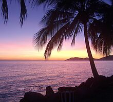 Sunrise at Machan's Beach FNQ by minniemanx