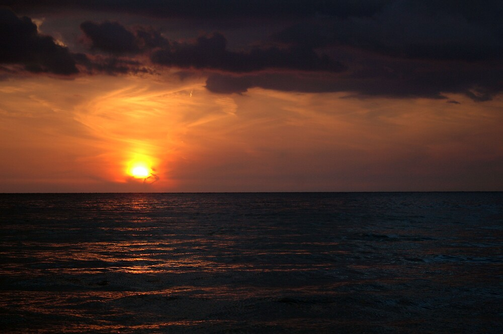 naples sunset by jsph2003