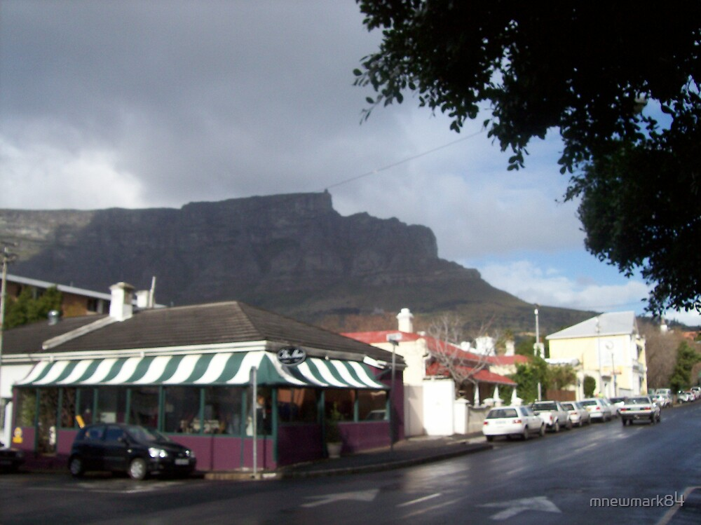 Table Mountain, Cape Town by mnewmark84