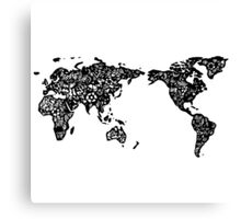 Our World Canvas Print