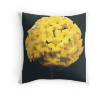 "'Lantana' from the series ""Inner Bloom"" Throw Pillow"
