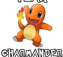 Team Charmander (Pokemon) by Dpeir1