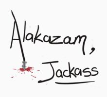 Alakazam, Jackass by bee13