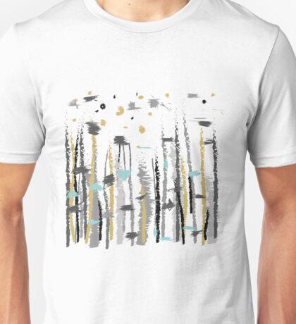 color stains Unisex T-Shirt