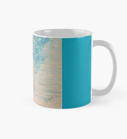 Diving into sea Mug