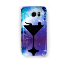 Martini Bath Samsung Galaxy Case/Skin
