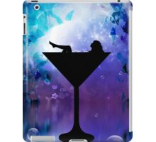 Martini Bath iPad Case/Skin