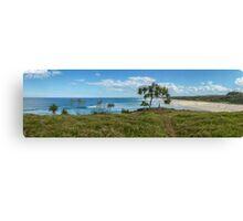 Dreamtime Beach, NSW Canvas Print