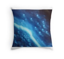 "'Fish' from the series ""The Abyss"" Throw Pillow"