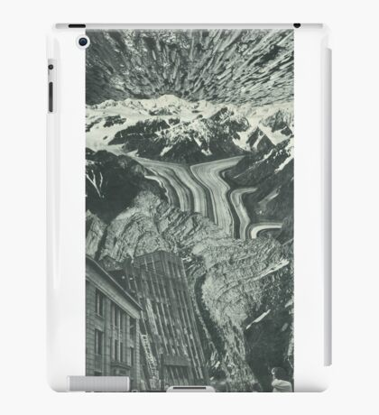 End of the earth iPad Case/Skin