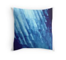 "'Light Beams 01' from the series ""The Abyss"" Throw Pillow"
