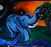 The Elephant by Erin Gaudet
