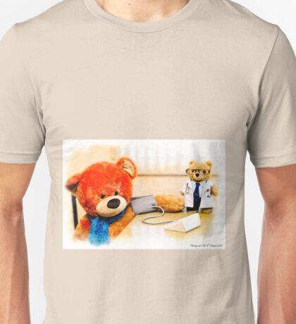 Teds High Blood Pressure 01 Unisex T-Shirt