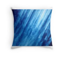 "'Light Beams 02' from the series ""The Abyss"" Throw Pillow"