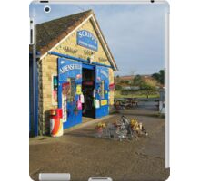 Aidensfield Garage iPad Case/Skin