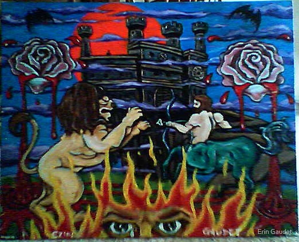 love & war by Erin Gaudet