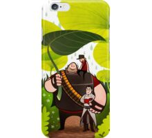 Team Fortress 2 / Spring (Heavy, Medic, Scout) iPhone Case/Skin