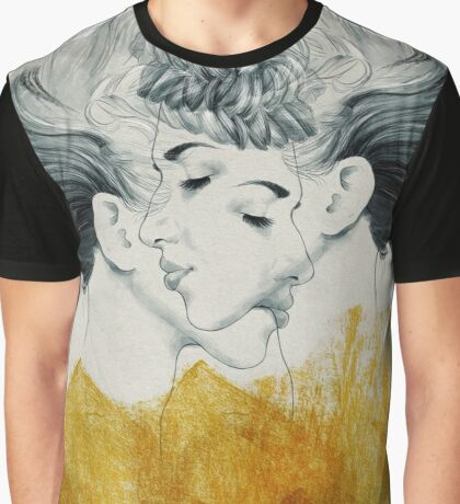 Whispering Graphic T-Shirt