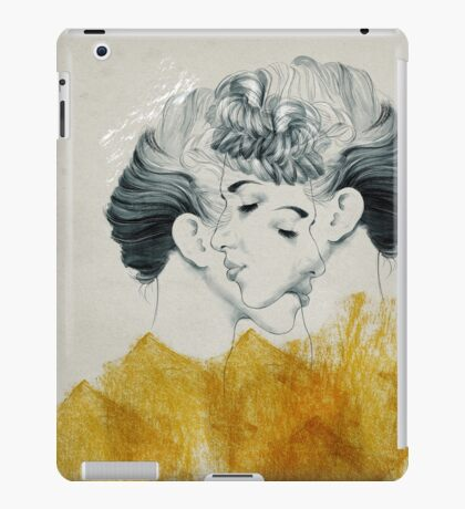 Whispering iPad Case/Skin