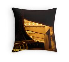 Spire!! Throw Pillow