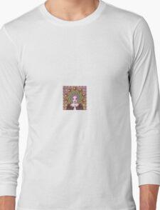 the blotter lady Long Sleeve T-Shirt
