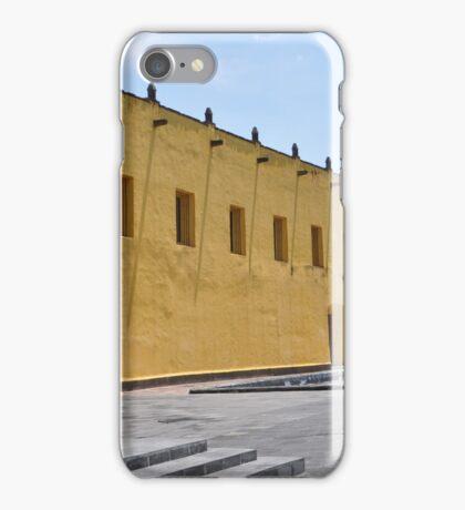 La plaza de las Tres culturas  iPhone Case/Skin