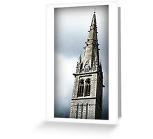 St. Eunan's Cathedral, Donegal, Ireland Greeting Card