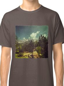 Italian Mountains Classic T-Shirt