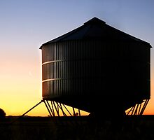 Portable Silo. by robalexander