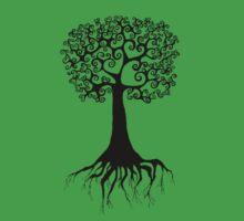 Enchanted Tree of Love by rawbun