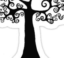 Enchanted Tree of Love Sticker