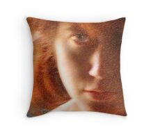 Introspective II - Self diversion Throw Pillow